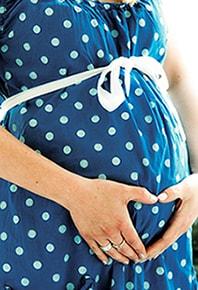 出産でホルモンのバランスが変わった女性